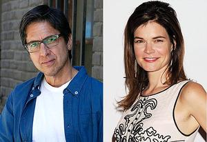 Ray Romano, Betsy Brandt | Photo Credits: Chris Haston/NBC; Jeffrey Mayer/WireImage