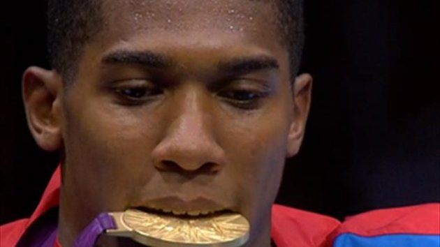Anthony Joshua expected to turn over with Matchroom