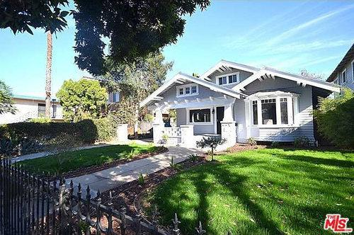 Flipped Arlington Heights Craftsman With Attic Asking $649k