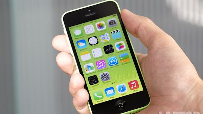 Apple iPhone 5c Price Cut to $27 at Walmart Starting Friday