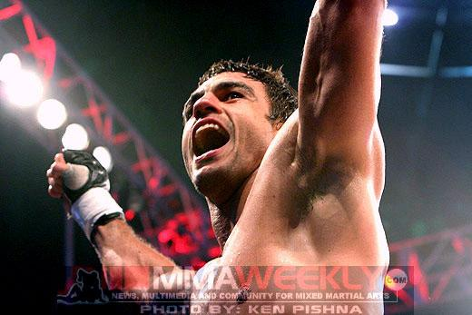 UFC Fight Night 32 Results: Vitor Belfort Scores Another First-Round KO, Cements Contender Status