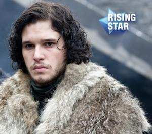 "Kit Harington from HBO's ""Game of Thrones,"" 2011 -- HBO"