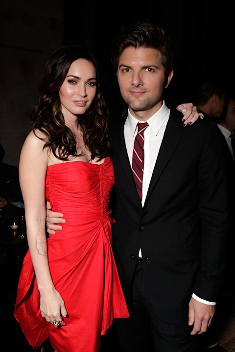 2011 Toronto Film Festival megan Fox Adam Scott