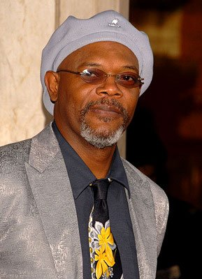 Samuel L. Jackson at the Los Angeles premiere of Dimension Films' 1408