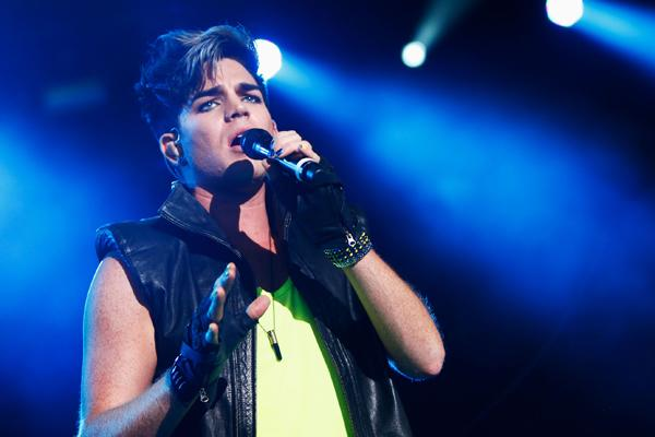 Adam Lambert Set to Join 'Glee' Cast