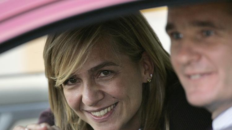 "Spain govt ""concerned"" over subpoena for princess"