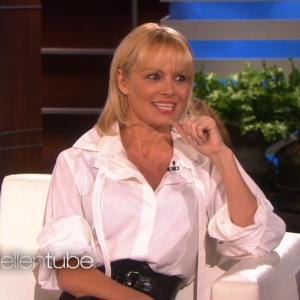Pamela Anderson Opens Up About Second Divorce From Rick Salomon