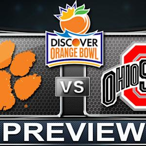 Discover Orange Bowl Preview | Clemson vs Ohio State