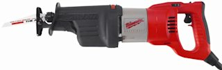 Milwaukee 360-Degree Rotating Handle Orbital Super Sawzall 6523-21