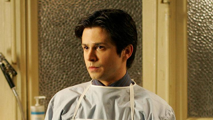 Freddy Rodriguez stars in Six Feet Under on HBO.