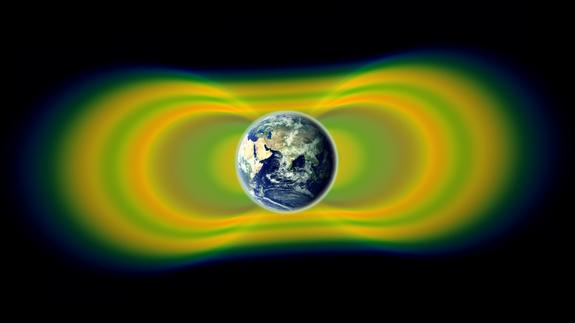 NASA Discovers New Radiation Belt Around Earth