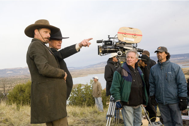Appaloosa Production Stills New Line Cinema 2008 Ed Harris Viggo Mortensen