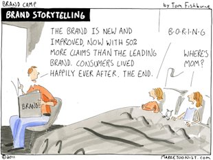 The 3 Elements of Effective Brand Stories image 110418b.storytelling
