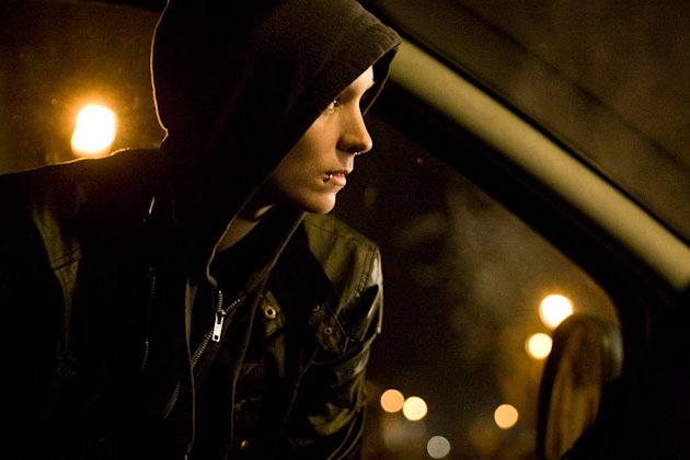 The Girl with the Dragon Tattoo Columbia Pictures 2011 Rooney Mara
