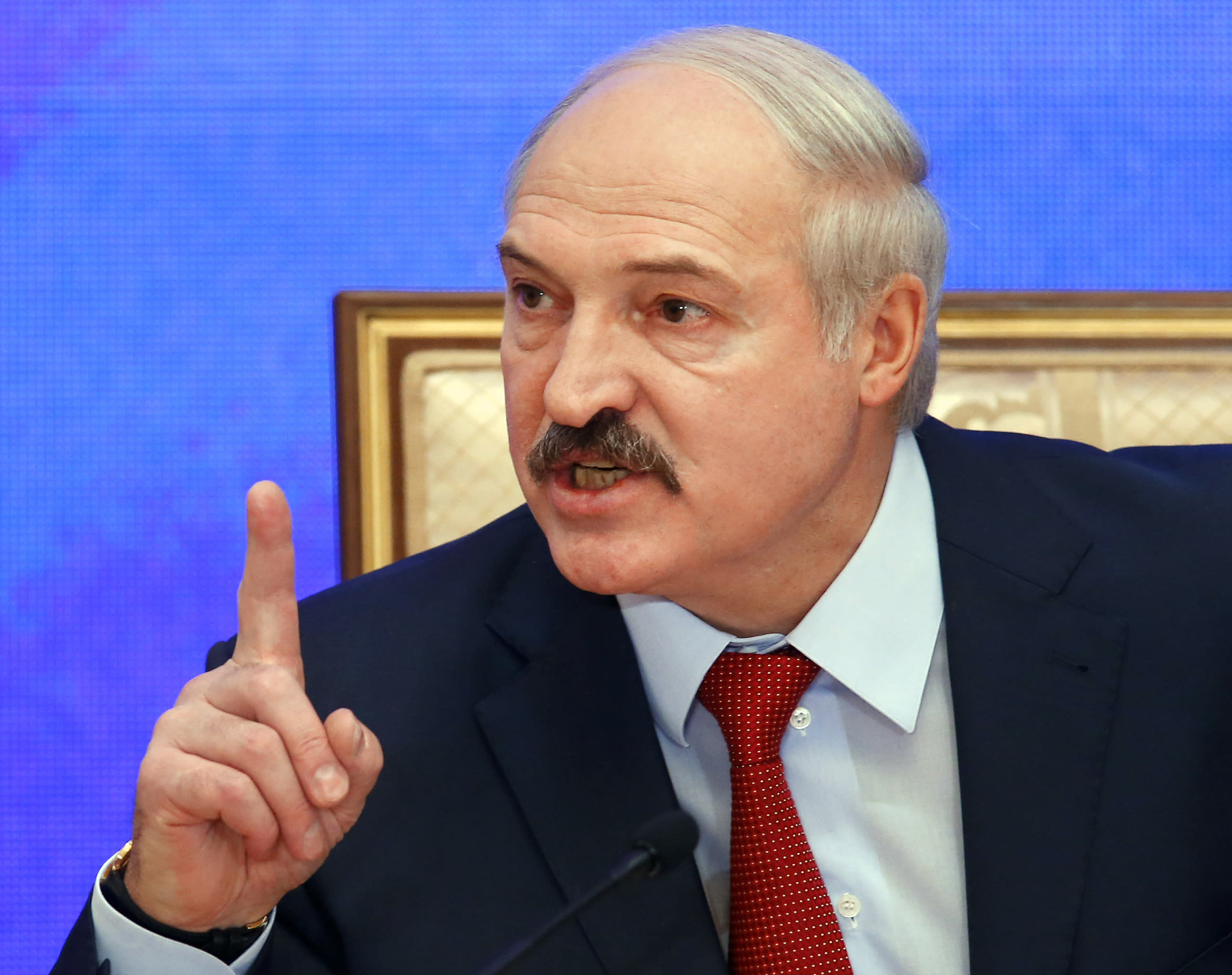 Belarusian leader issues tough warning to Moscow