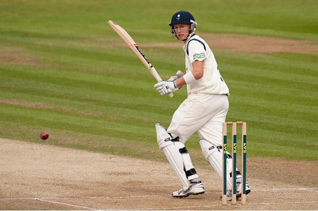 Yorkshire batsman Joe Root reminded the England selectors of his talent