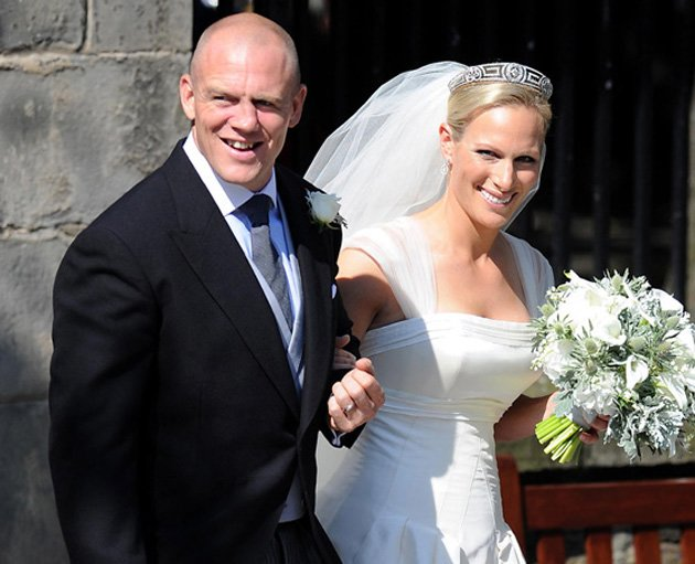 Mike Tindall's antics are no threat to Zara Phillips marriage.