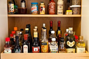 Pantry - Oils and Vinegars