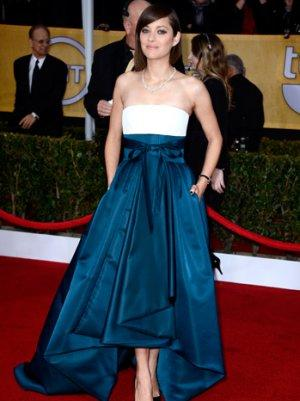 SAG Awards 2013: Illness Hits the Red Carpet