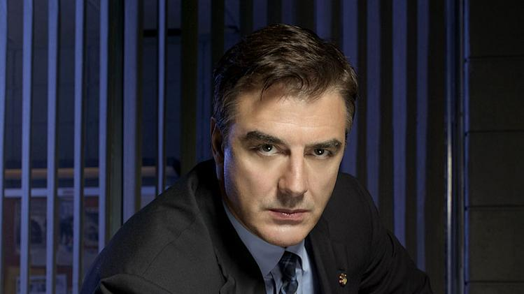 Chris Noth stars as Mike Logan in Law & Order: Criminal Intent on NBC.