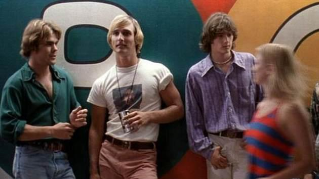 A scene from 1993's 'Dazed and Confused' -- Universal Pictures