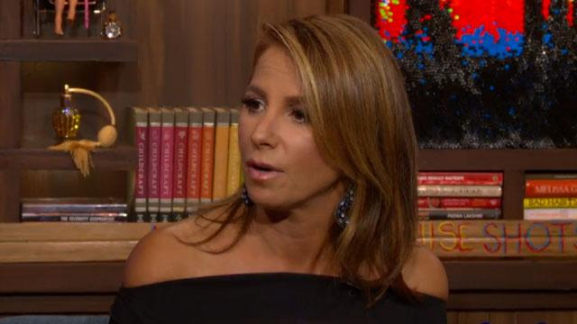 Jill Zarin's Says She's 'a Little Off' Since Her Car Accident