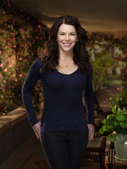 "Lauren Graham as Sarah Braverman in ""Parenthood."""