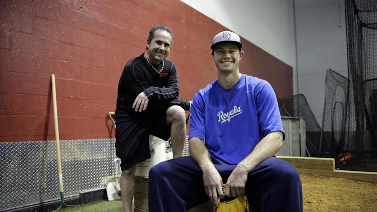 Phillies BP pitcher becomes hitting guru