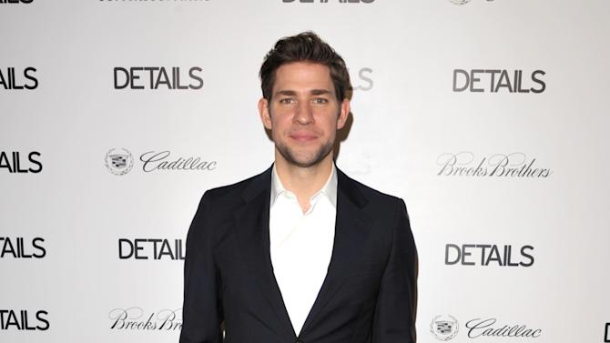 IMAGE DISTRIBUTED FOR DETAILS MAGAZINE - John Krasinski attends DETAILS Hollywood Mavericks Party on Thursday, Nov. 29, 2012 in Los Angeles. (Photo by John Shearer/Invision for Details Magazine/AP Images)