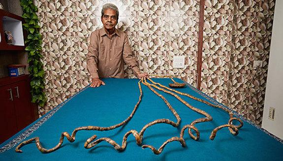 30-Foot Fingernails: The Curious Science of World's Longest Nails