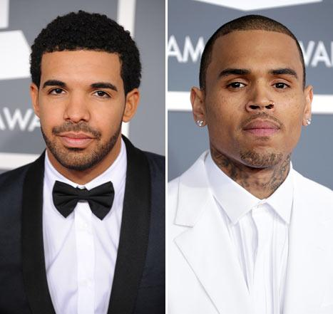 Drake Rejected From Hollywood Nightclub Where Chris Brown Was Partying