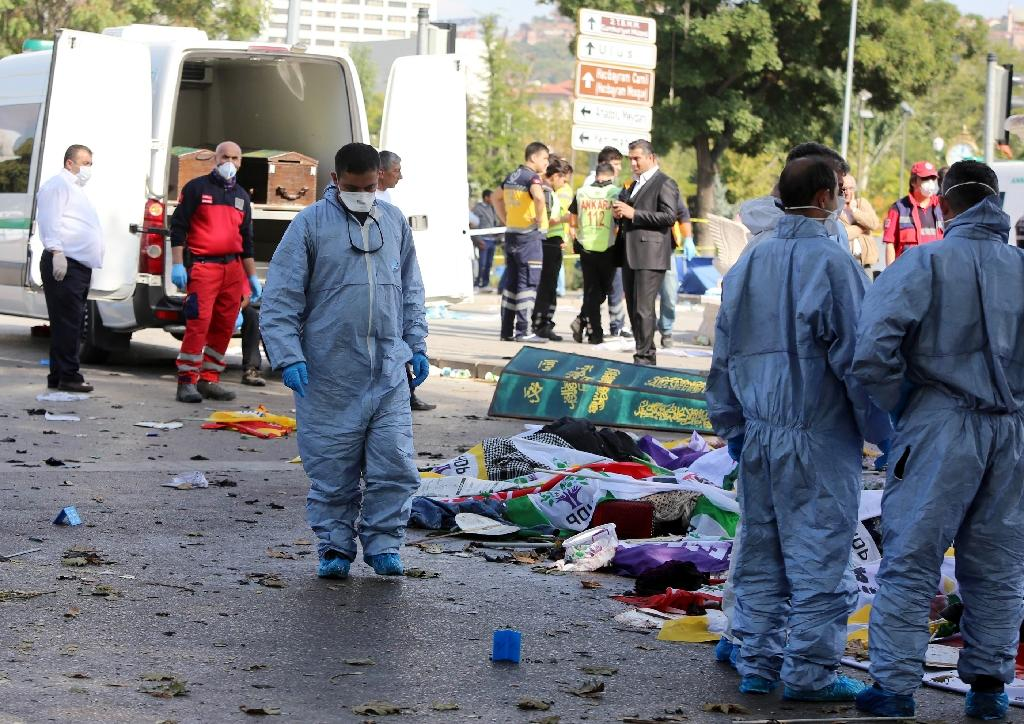 At least 86 killed in Turkey's deadliest attack