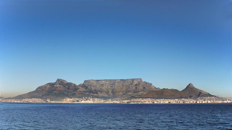 South Africa's Table Mountain