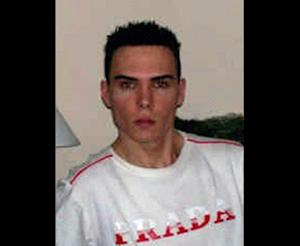 This undated photo provided by City of Montreal Police Service media relations shows Luka Rocco Magnotta, 29, who is wanted for homicide. Montreal police said on Wednesday, May 30, 2012, they have identified Magnotta as a suspect in the gruesome case of severed body parts discovered in packages mailed to Ottawa, Ontario, and in a garbage heap in Montreal. (AP Photo/City of Montreal Police Service)