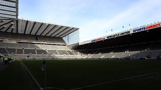 St. James' Park, Newcastle Stadium, Newcastle