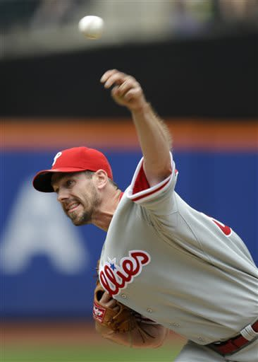 Matt Harvey dominates Phillies in Mets' 5-0 win
