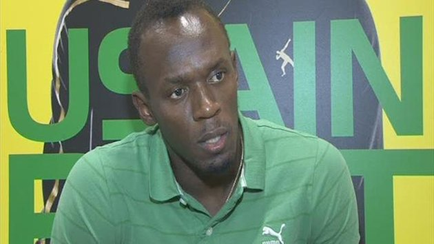 Bolt 'wants to be a part' of Commonwealth Games
