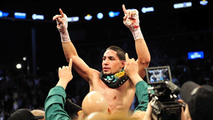 Boxing: Danny Garcia vs Zab Judah