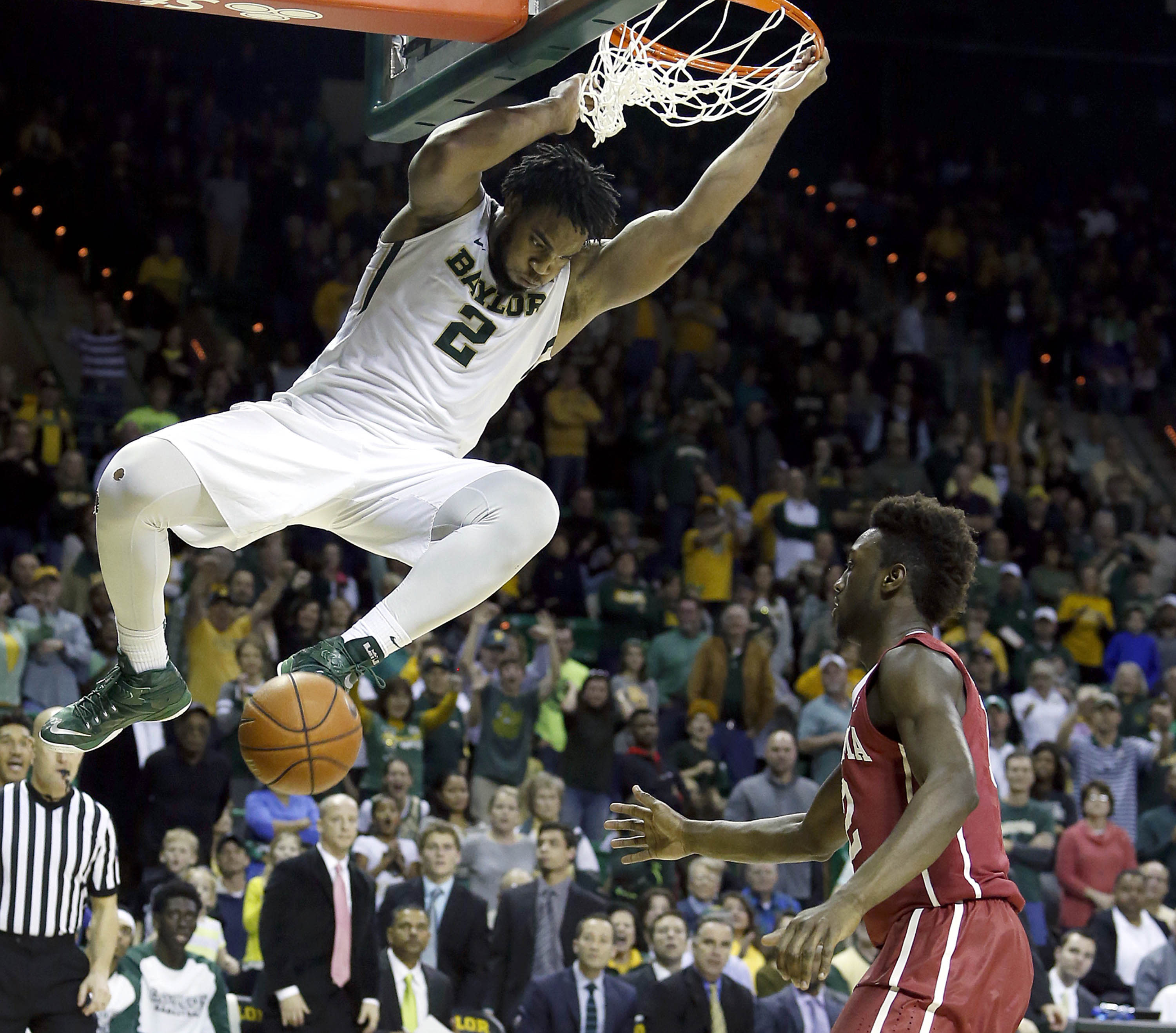 No. 21 Baylor late run for 69-58 win over No. 19 Oklahoma