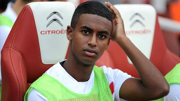 Gedion Zelalem, Arsenal (PA Photos)