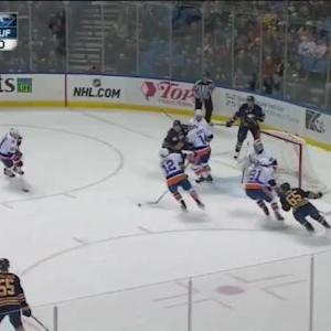 Kevin Poulin Save on Nicolas Deslauriers (16:21/1st)