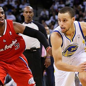 Will Warriors catch Clippers in the Pacific division?
