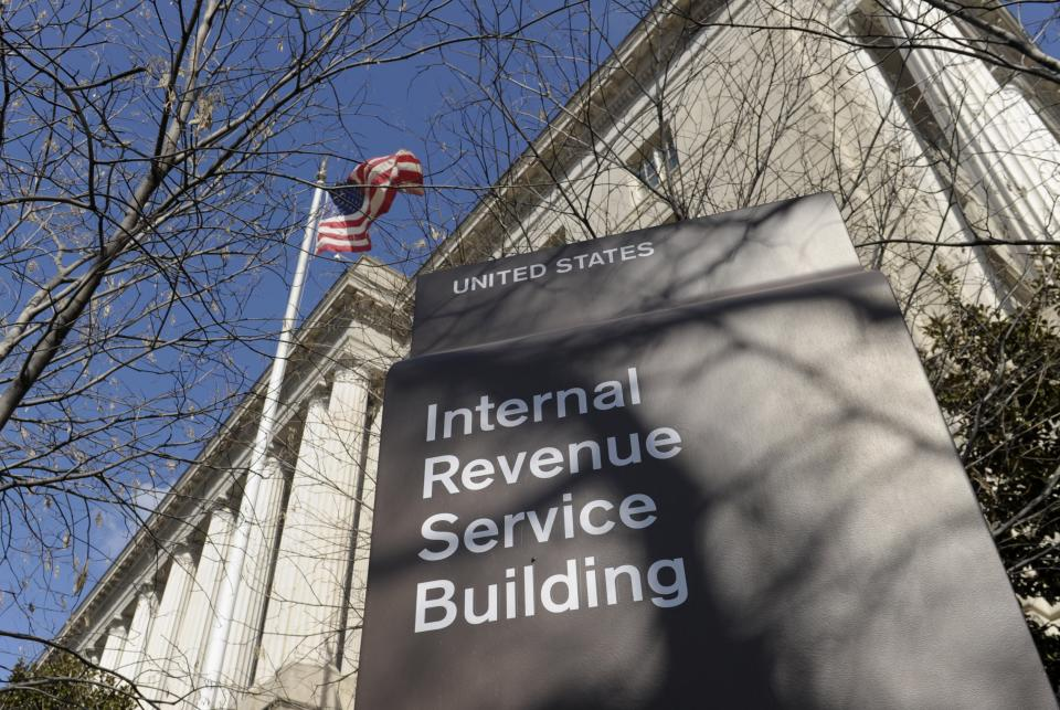 IRS draws new criticism over $70M employee bonuses