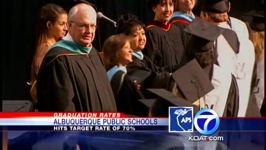 APS Graduation Rates