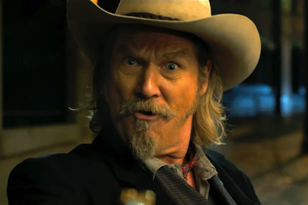 Jeff Bridges Knocks 'R.I.P.D.': I Was 'Underwhelmed'
