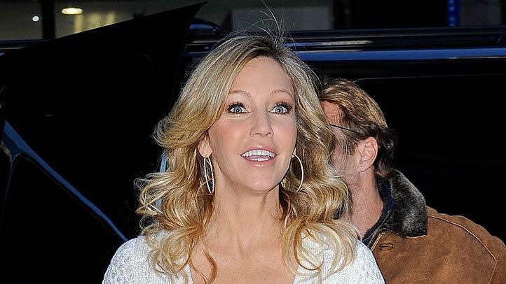 Heather Locklear NY Sghtng