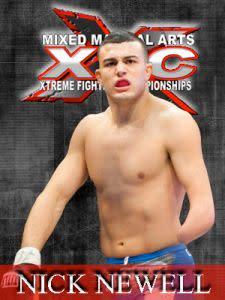 XFC Strips Nick Newell of Lightweight Championship; New XFC 24 Headliner on Tap