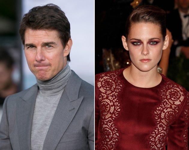 Tom Cruise und Kristen Stewart gelten als wenig vertrauensw&#xFC;rdig (Bilder: ddp images, rex features)