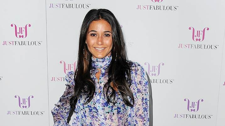 Emmanuelle Chriqui Just Fab Prty