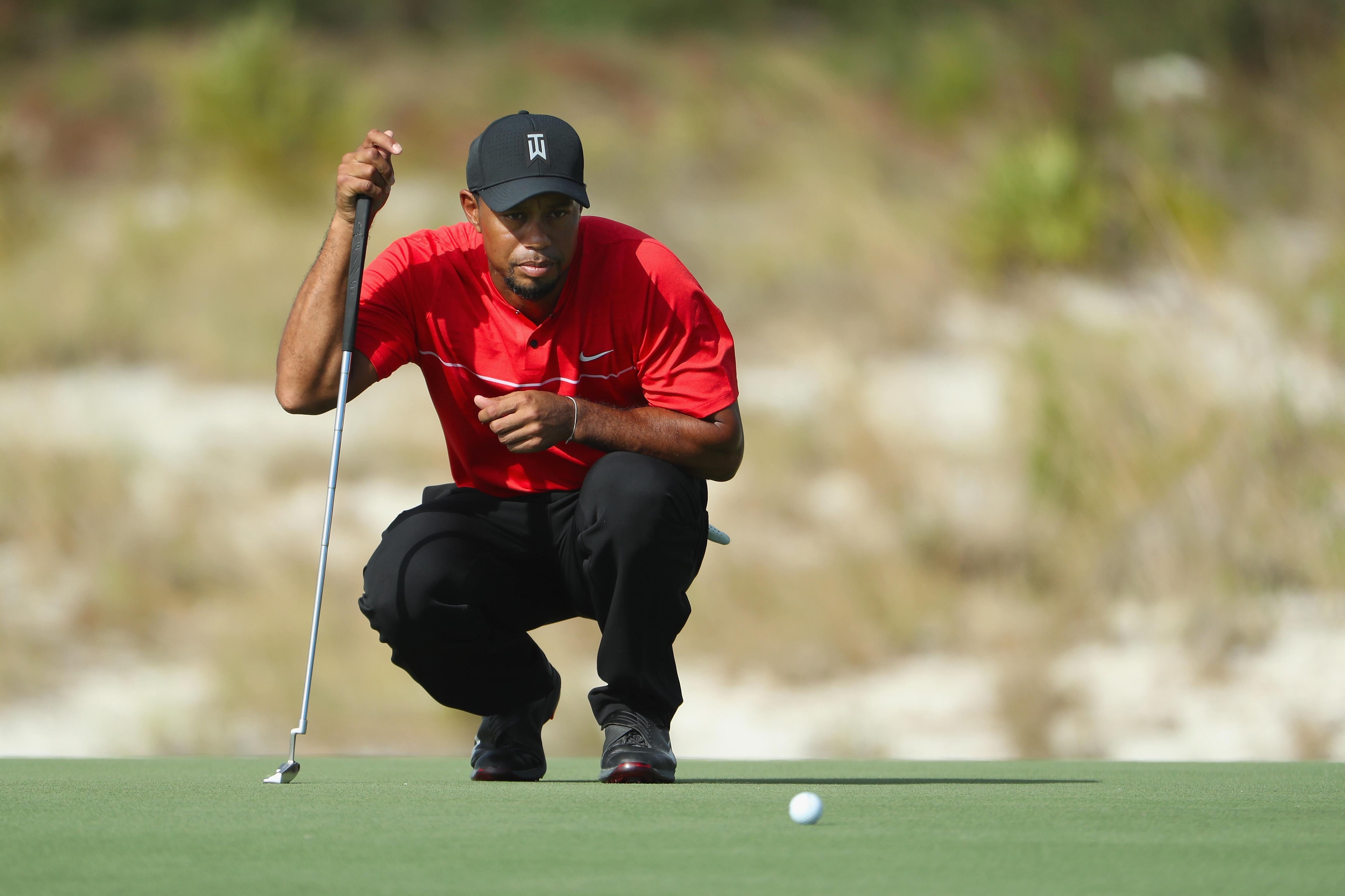 Woods hopes to shake off rust with busy calendar